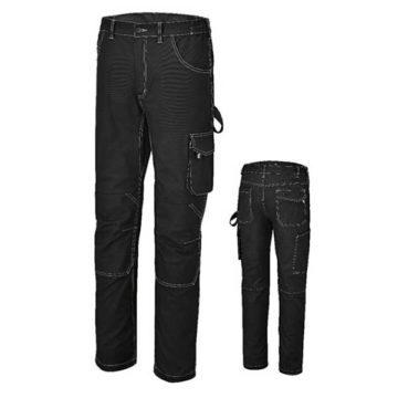 Παντελόνι εργασίας Slim Fit Stretch μαύρο 7880SC BETA