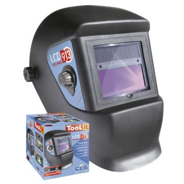 Αυτόματη ηλεκτρονική μάσκα ηλεκτροκόλλησης GYS Techno 9/13