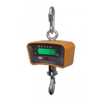 Επαγγελματική κρεμαστή ζυγαριά ψηφιακή 500 κιλών TechBoss
