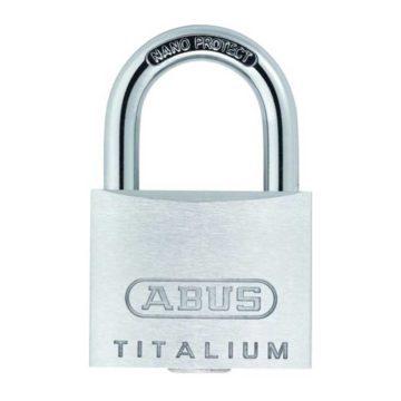 Λουκέτο ασφαλείας αλουμινίου ABUS TITALIUM