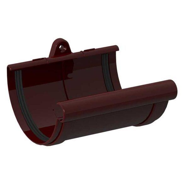 Σύνδεσμος υδρορροής GIZA 120mm σε διάφορα χρώματα