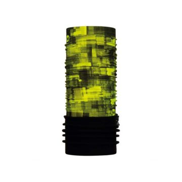 Buff Polar Plates Yellow Fluor με fleece επένδυση