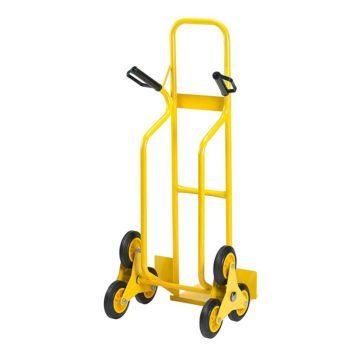 Καρότσι μεταφοράς για σκάλες εξάτροχο μεταλλικό STANLEY