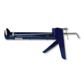 Πιστόλι σιλικόνης μεταλλικό 9 ιντσών TechBoss