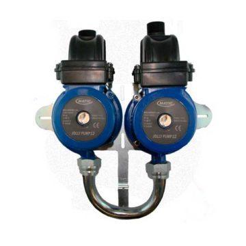 Αντλία πίεσης νερού 490W ηλεκτρική TWIN JOLLY 25