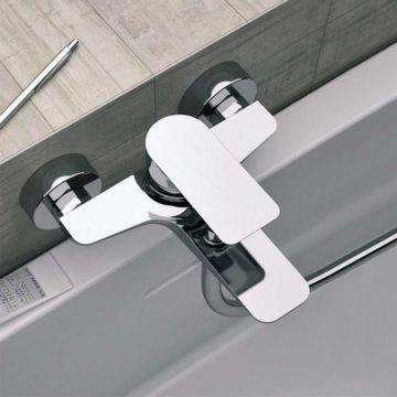 Βρύση μπάνιου λουτρού με τηλέφωνο REMER Infinity