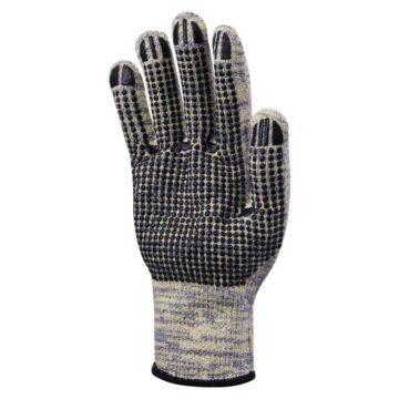 Γάντια τροφίμων κοπής με PVC στη παλάμη DELTA PLUS