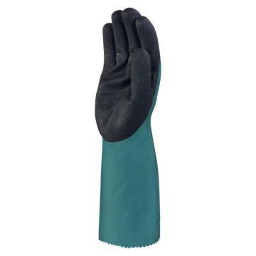 Γάντια νιτριλίου προστασίας χημικών CHEMSAFE DELTA PLUS