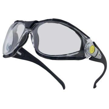 Γυαλιά προστασίας πολυανθρακικά PACAYA CLEAR LYVIZ