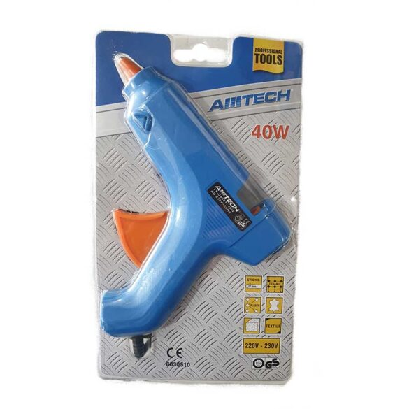Πιστόλι σιλικόνης ηλεκτρικό 40 W AMTECH