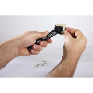 Εργαλείο καθαρισμού αρμών πλακιδίων Wolfcraft 43640