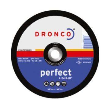 Δίσκος κοπής σιδήρου DRONCO A24R PERFECT