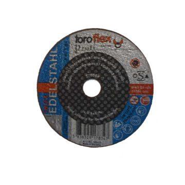 Δίσκος κοπής δραπάνου Mini INOX 65x1.0x10 TOROFLEX