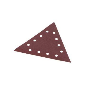 Γυαλόχαρτο τριγωνικό για τριβεία τοίχου PowerPlus σετ