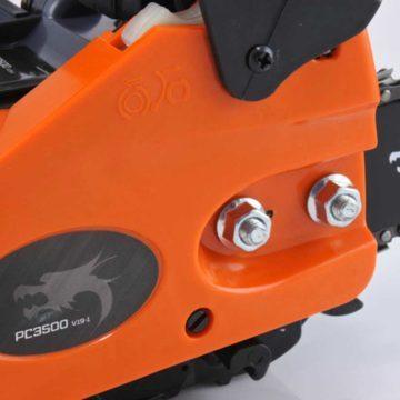 Κλαδευτικό αλυσοπρίονο βενζίνης 1.3 ίππων Nakayama PC3500