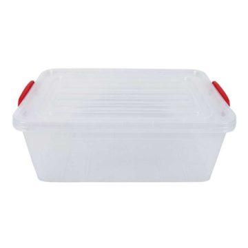 Κουτί αποθήκευσης - τάπερ διάφανο σε διάφορες διαστάσεις