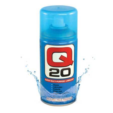 Λιπαντικό σπρέι πολλαπλών χρήσεων Q20 150-300ml