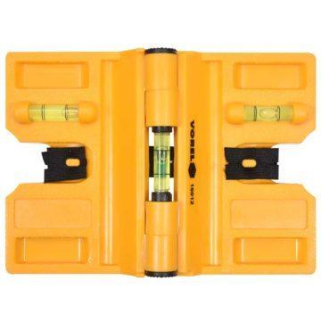 Αλφάδι γωνιακό μαγνητικό ABS πλαστικό VOREL 16012