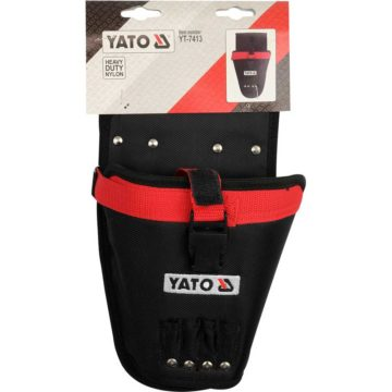 Θήκη δραπάνου ζώνης υφασμάτινη YATO YT-7413