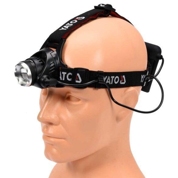 Φακός κεφαλής LED 10W 450 Lumen YATO YT-08591