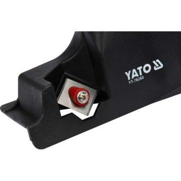Πλάνη γυψοσανίδας με δύο λεπίδες YATO YT-76260