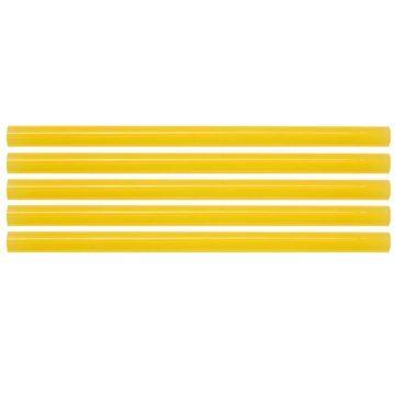Χρωματιστή θερμόκολλα σιλικόνης 11.2 YATO 5 τεμαχίων
