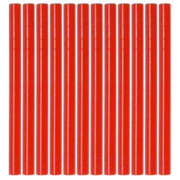 Θερμόκολλα χρωματιστή 7.2mm σιλικόνης ΥΑΤΟ