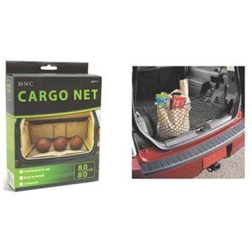 Δίχτυ αποσκευών αυτοκινήτου με γάντζους 80x80 CARGO NET