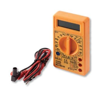 Ηλεκτρονικό πολύμετρο Techboss DT-830