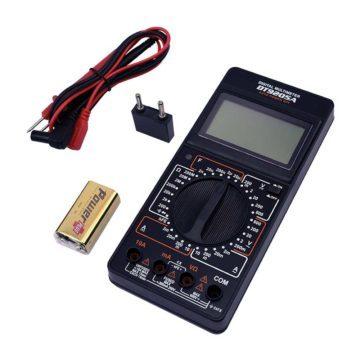 Πολύμετρο ψηφιακό DEHCO 9205A με οθόνη LCD