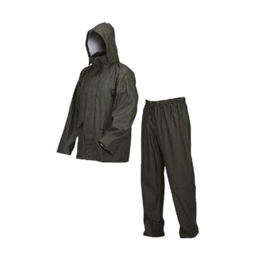 Αδιάβροχο κοστούμι σετ εργασίας PU PVC