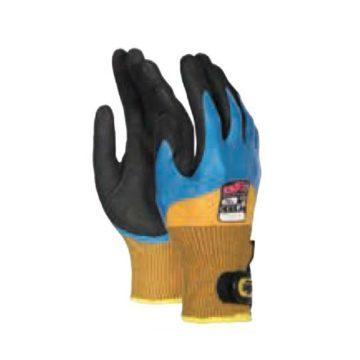 Γάντια νιτριλίου ενισχυμένα εργασίας