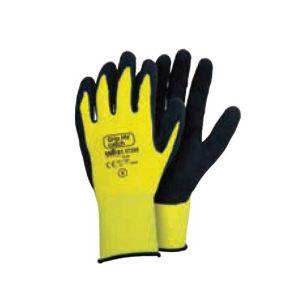 Γάντια nylon από αφρώδες λάστιχο GRIP HV CATCH