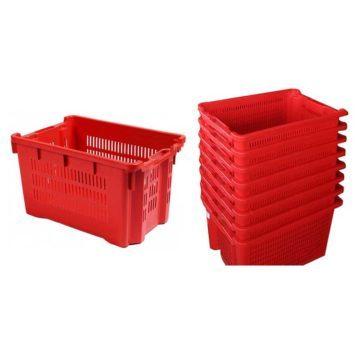 Πλαστικά τελάρα στοιβαζόμενα - εισχωρούμενα 50 λίτρων