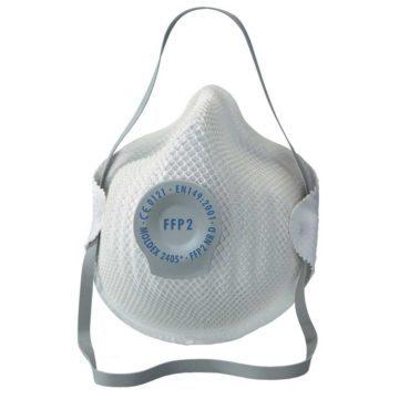 Μάσκα σκόνης μιας χρήσης MOLDEX 2405 FFP2
