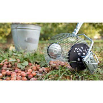 Συλλέκτης καρπών ελιάς μεταλλικός εδάφους Roll In