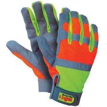 Γάντια εργασίας ανακλαστικά STREET GOLOVE ISSA
