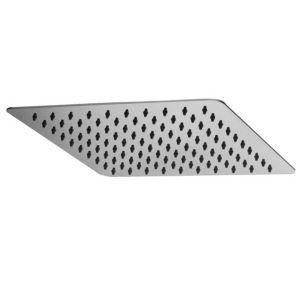 Ανοξείδωτοι κώδωνες ντουζ τετράγωνοι MODEA Inox 304