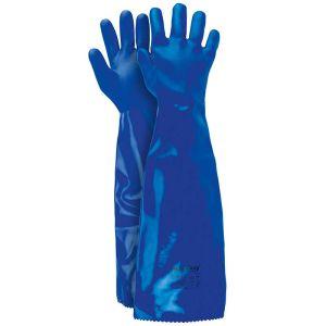 Γάντια χημικών και πετρελαιοειδών PVC GALAXY Formax