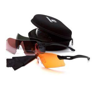 Γυαλιά σκοποβολής προστασίας σετ PYRAMEX Drop Zone