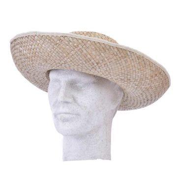 Ψάθινο καπέλο ηλίου
