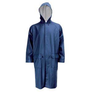 Αδιάβροχο πανωφόρι με κουκούλα PU GALAXY Comfort