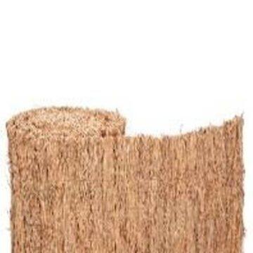 Καλαμωτή ψάθα Ricegrass 2 cm με σύρμα PVC