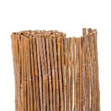 Καλαμωτές μπαμπού μασίφ σκίασης 12 – 14 mm