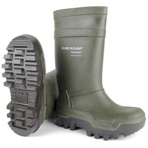 Μπότες ασφαλείας S5 Purofort THERMO PLUS DUNLOP