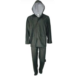 Αδιάβροχο κοστούμι PU με κουκούλα GALAXY Comfort Plus