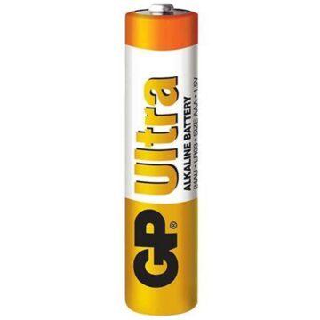 Μπαταρία αλκαλική ΑΑA LR03 1.5V GP ULTRA