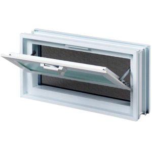 Πλαστικό παράθυρο με σήτα 38.4 × 18.9 cm